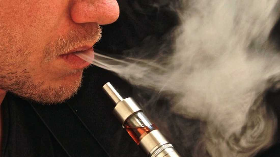 865 E-Cigarette Vapor Shown To Repress Immune System