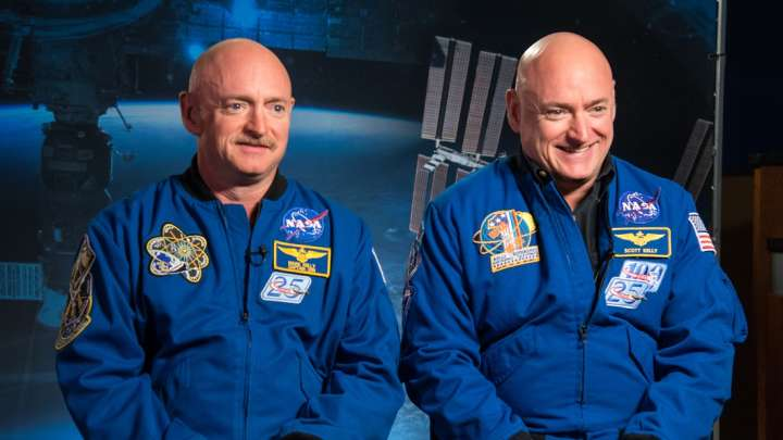 The Initial Findings Of NASA's Twins Study Have Been Confirmed