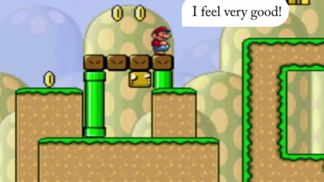 632 Computer Scientists Generate A Self-Aware Mario That Can Learn And Feel