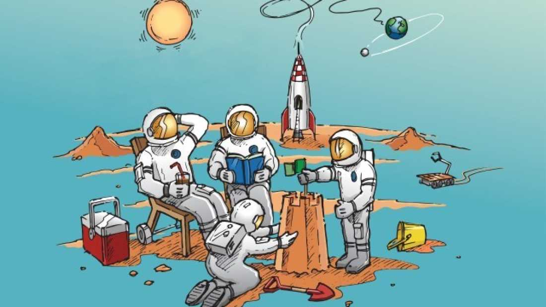 4096 The Dawn Of The Space Age: Why You Should Care About The Private Space Race