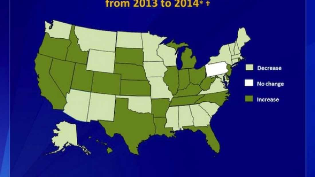 1211 Whooping Cough Reaches Epidemic Proportions in California