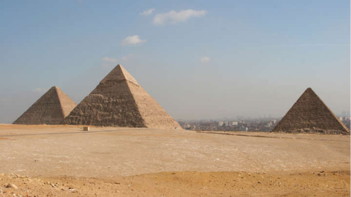 Ancient Papyrus Reveals How The Great Pyramid Of Giza Was Built Iflscience