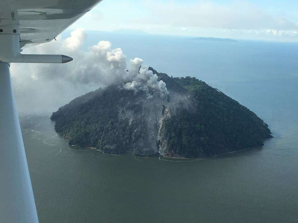 Tsunami, Landslides Feared After First-Time Eruption of Papua New Guinea Volcano