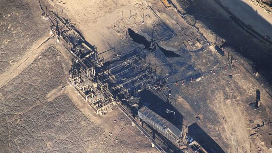 1294 Californian Gas Leak Finally Plugged After 16 Weeks