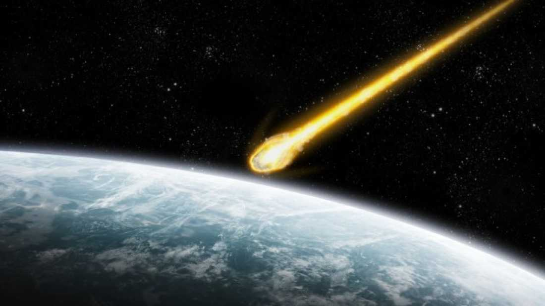 1168 First-Ever Meteorite Death Reported In India