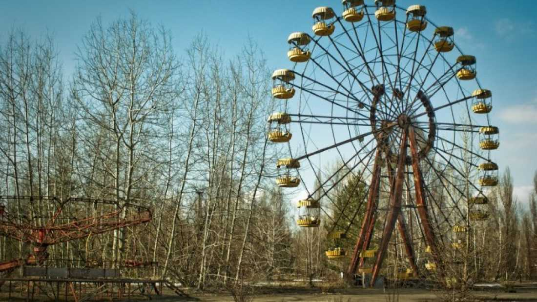 342 Here's What Food Grown Near Chernobyl Is Like, 30 Years After The Nuclear Disaster