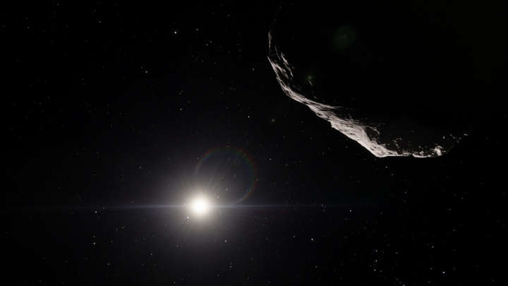 Five Known Asteroids Will Give Earth A Close Shave in The Coming Year
