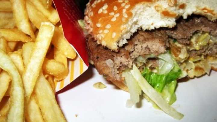 Your Gut Bacteria Don't Like Junk Food- Even If You Do.
