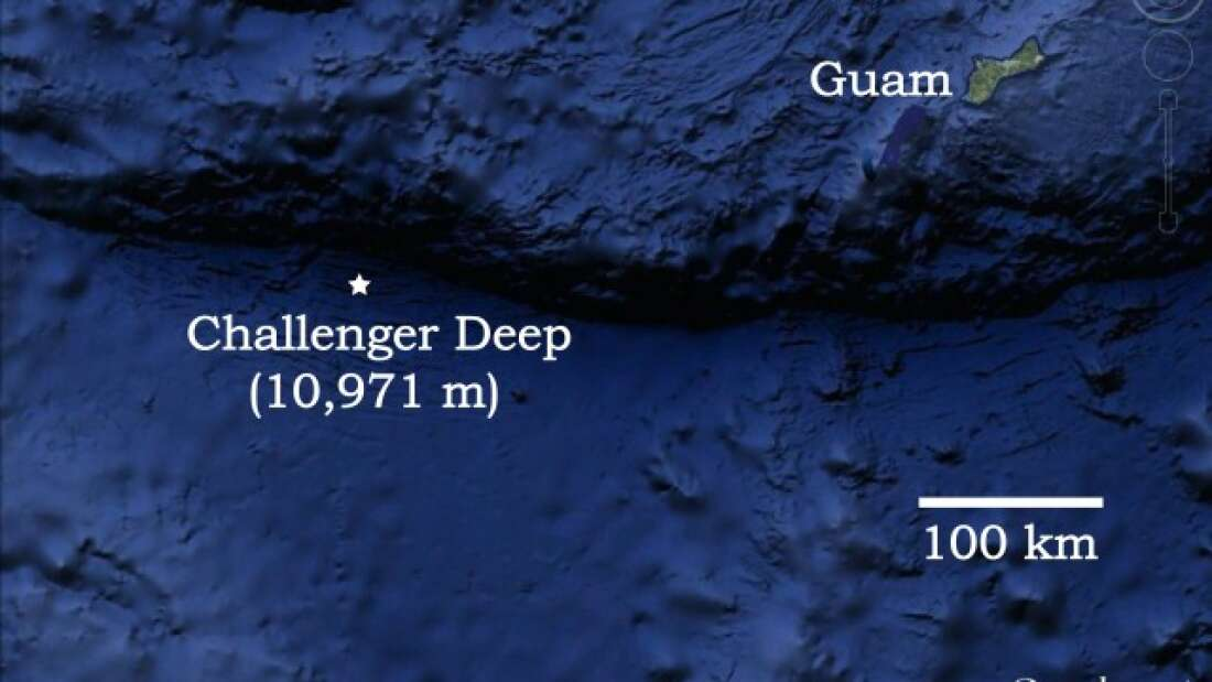 223 Scientists Have Recorded Sound At The Bottom Of The Mariana Trench - And It's Completely Terrifying