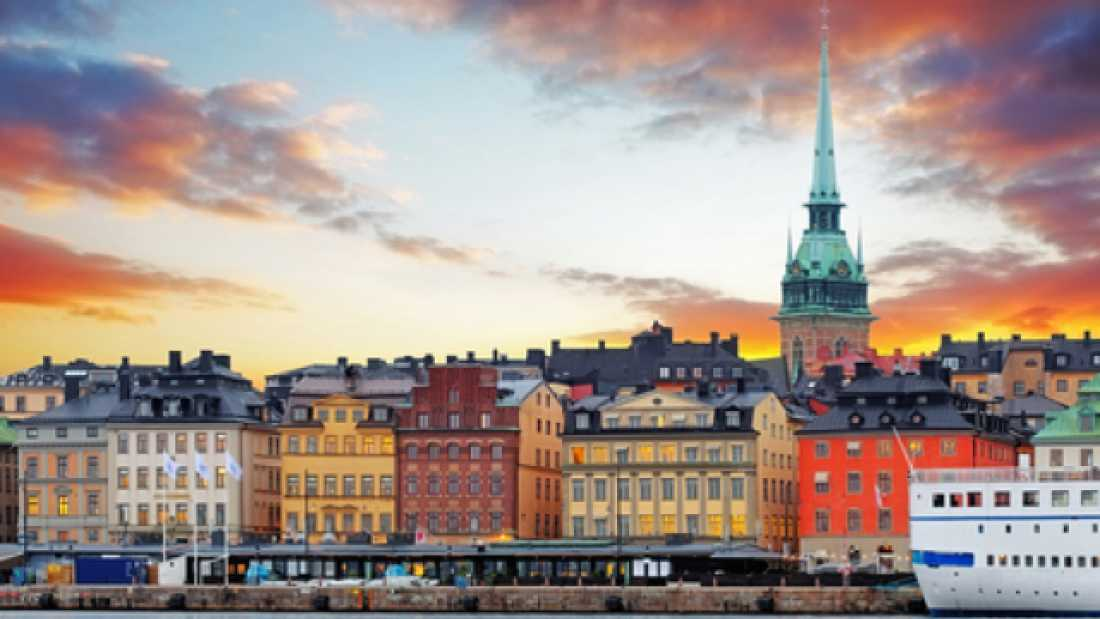2754 Sweden Plans To Become World's First Fossil Fuel-Free Nation