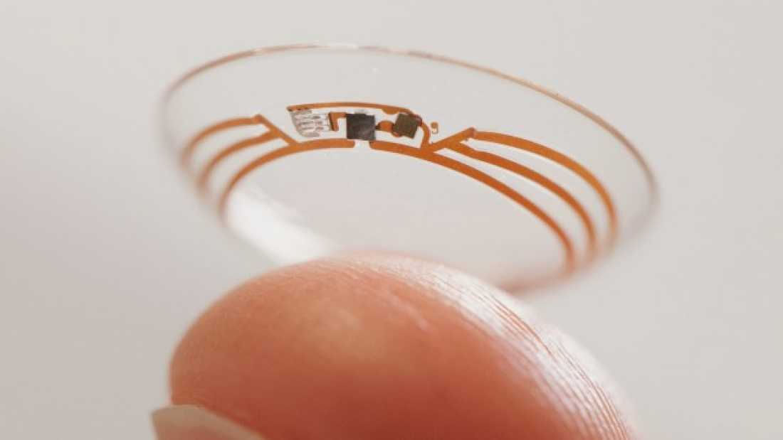 699 Google Seeks to Integrate Cameras Into Contact Lenses