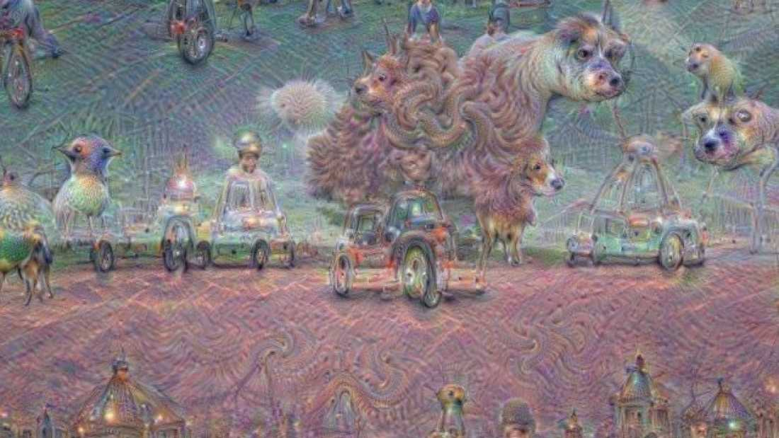 668 Google's AI Can Dream, and Here's What it Looks Like