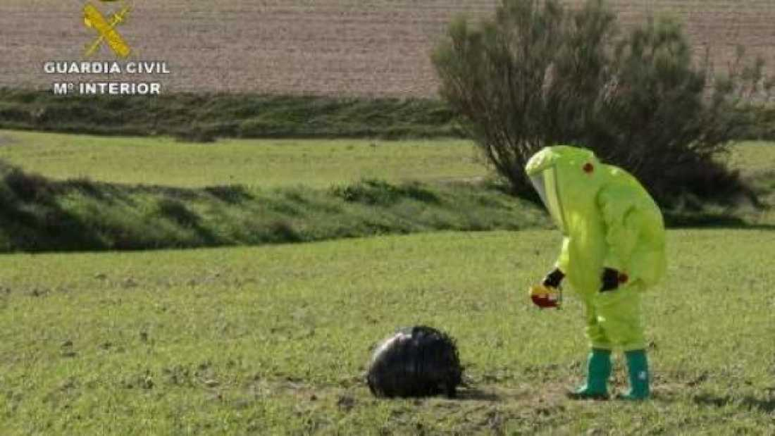 3673 What On Earth Are These Mysterious 'Space Balls' That Keep Landing In A Village In Spain?