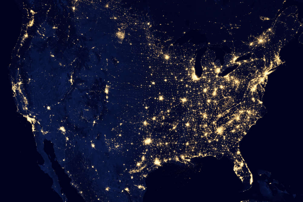 Farewell to night? Light pollution reducing darkness worldwide