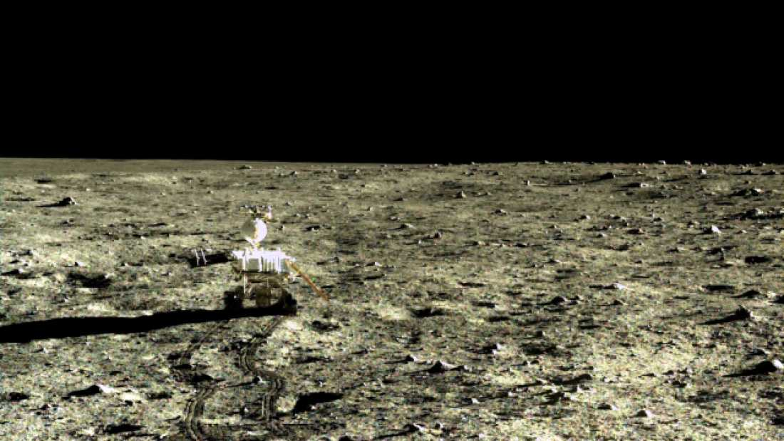 1046 China Releases Hundreds Of HD Images From Its Lunar Rover And Lander