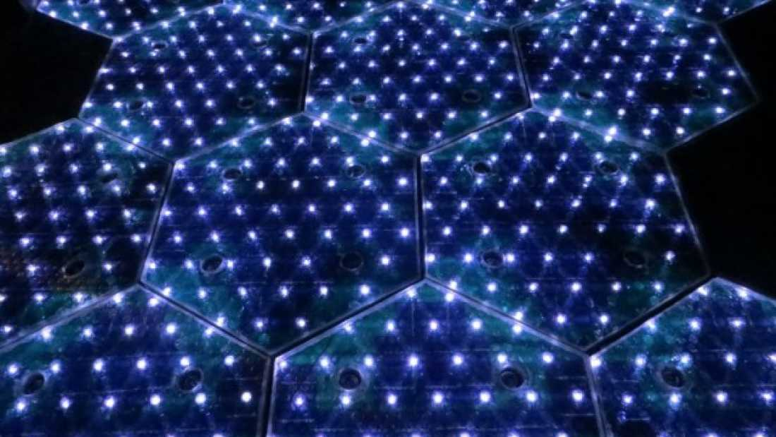 903 Solar Roads Could Power An Entire Country