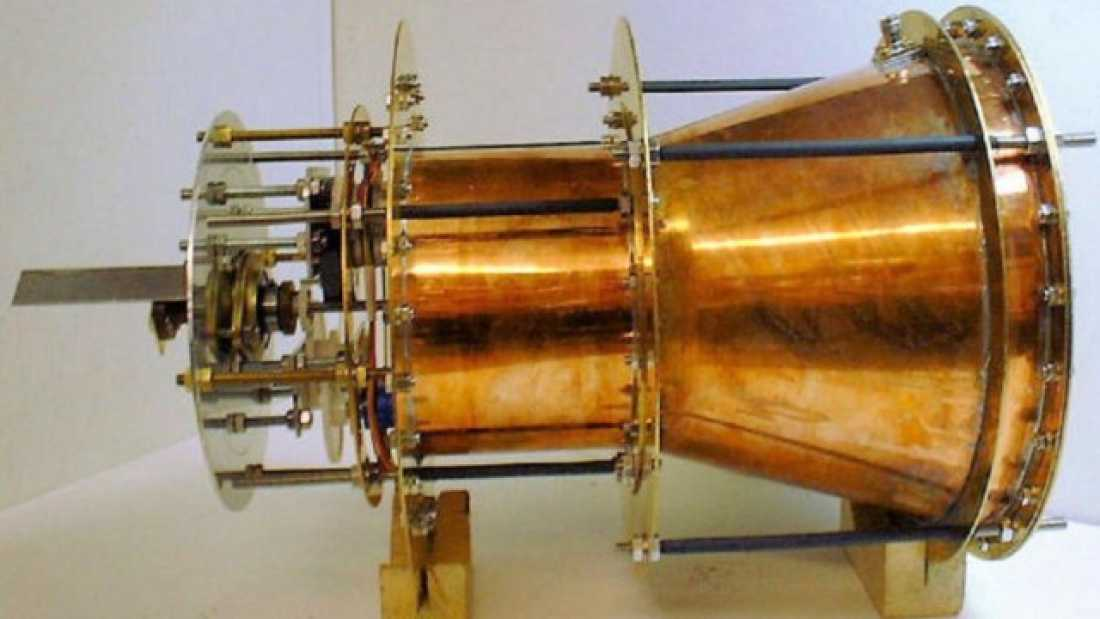 3393 NASA Allegedly Conducts More Successful Tests On 'Impossible' EM Drive