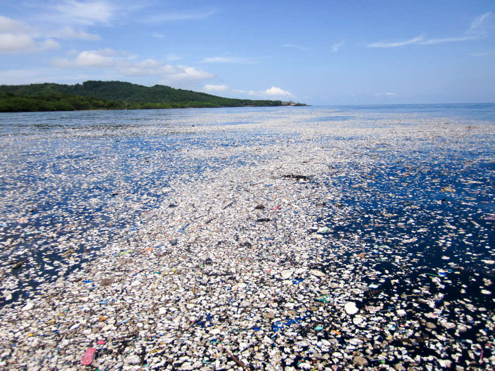 Shocking Photographs Show A Sea Of Plastic Pollution In ...