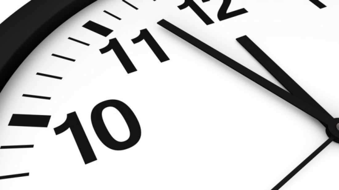 910 Will The Doomsday Clock Tick Closer To Midnight Today?