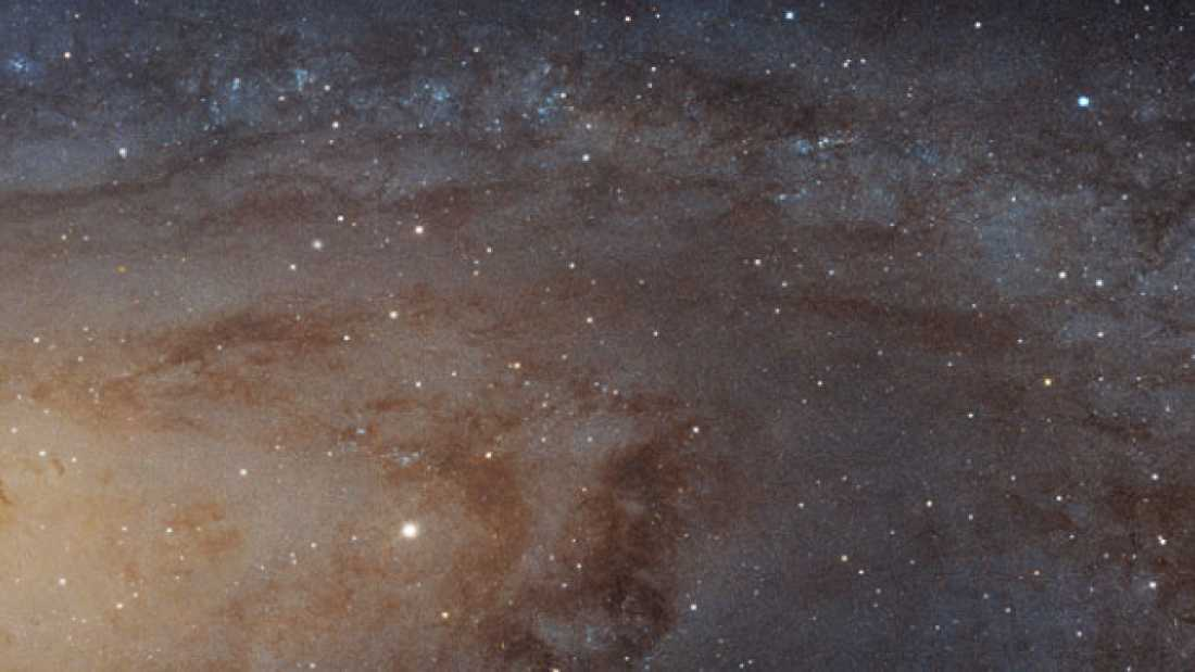 470 Stunning New 1.5 BILLION Pixel Photograph Of Andromeda Galaxy Released