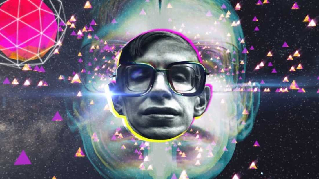 816 This Trippy Animation Takes You Into The Mind Of Stephen Hawking