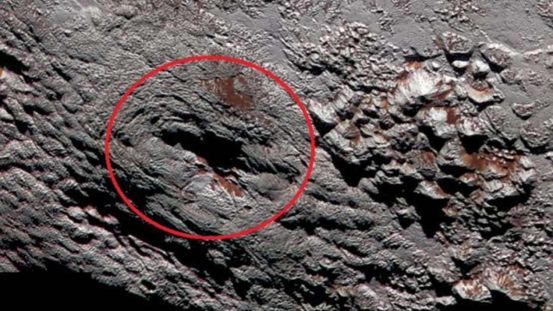 693 Enormous Volcano On Pluto Might Be The Biggest In The Outer Solar System