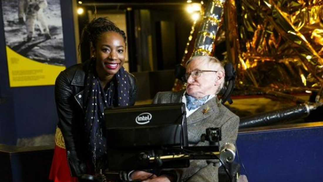1067 Stephen Hawking Claims Aggression Will Be Downfall of Human Race