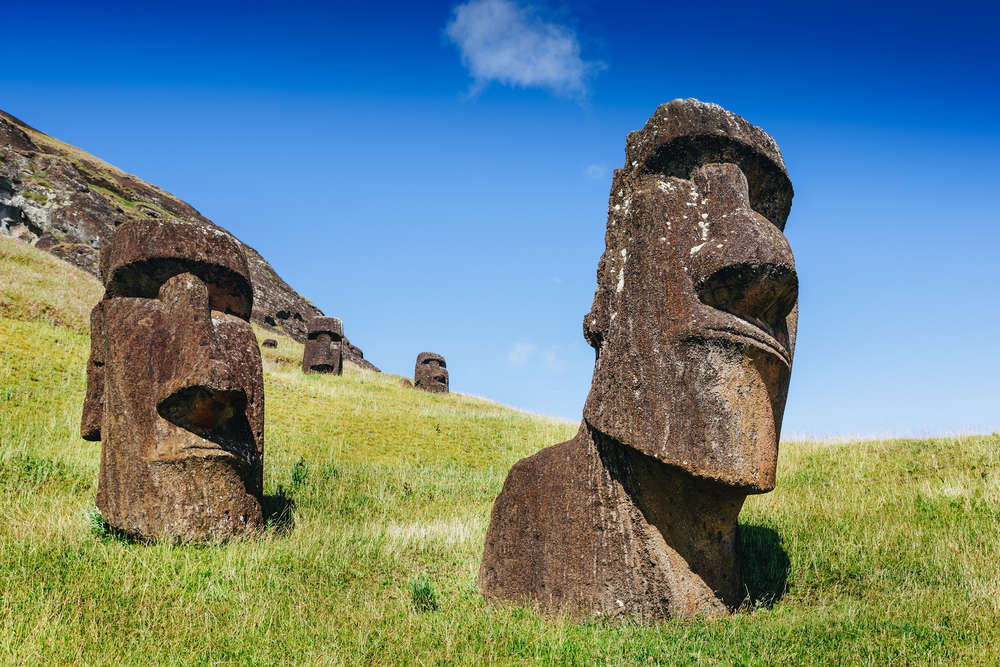 what happened on easter island a