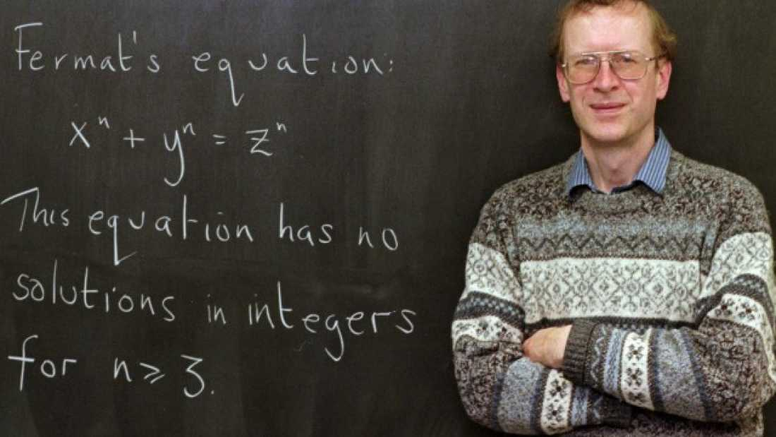 465 British Man Wins $720,000 For Solving 300-Year-Old Math Problem
