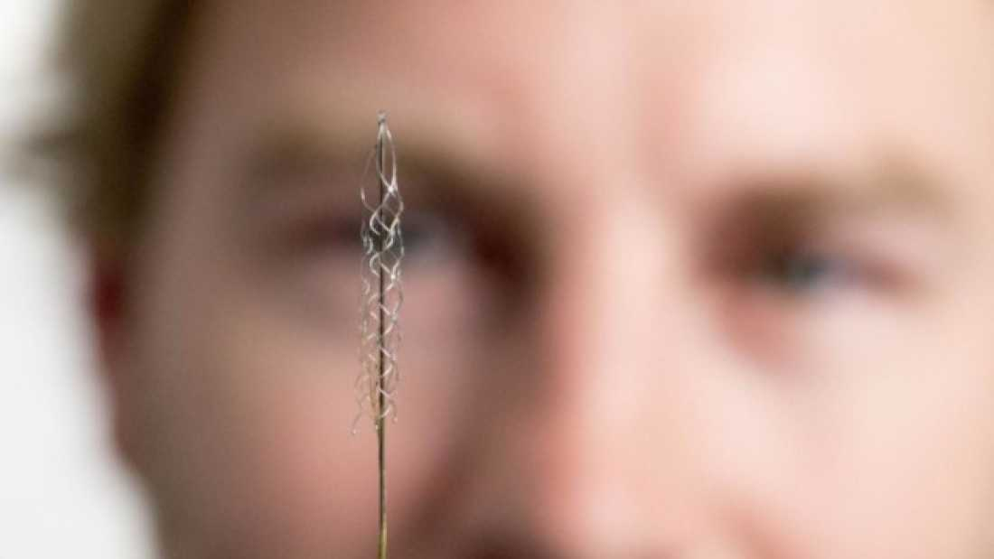 1209 Paperclip-Sized Brain Implant Could Lead To Thought-Controlled Exoskeletons