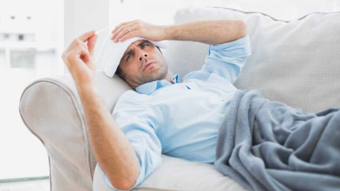 666 Man Flu Might Actually Be Real After All