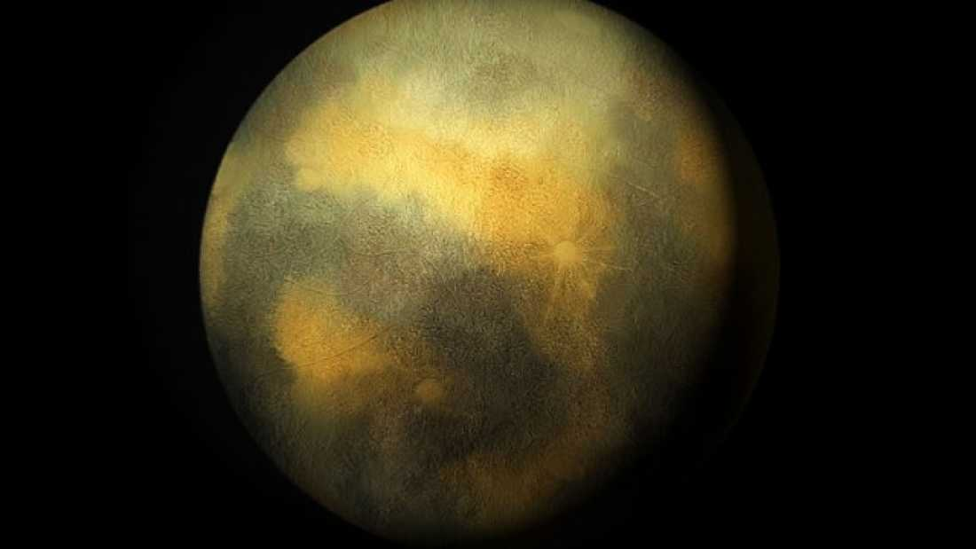 692 A Subsurface Ocean on Pluto?