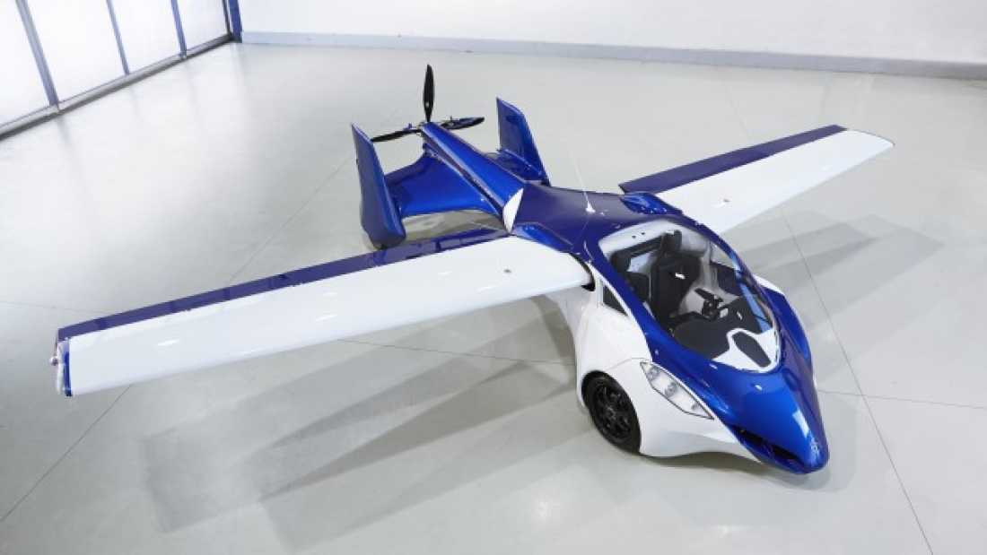 82 Awesome Flying Car Prototype Unveiled