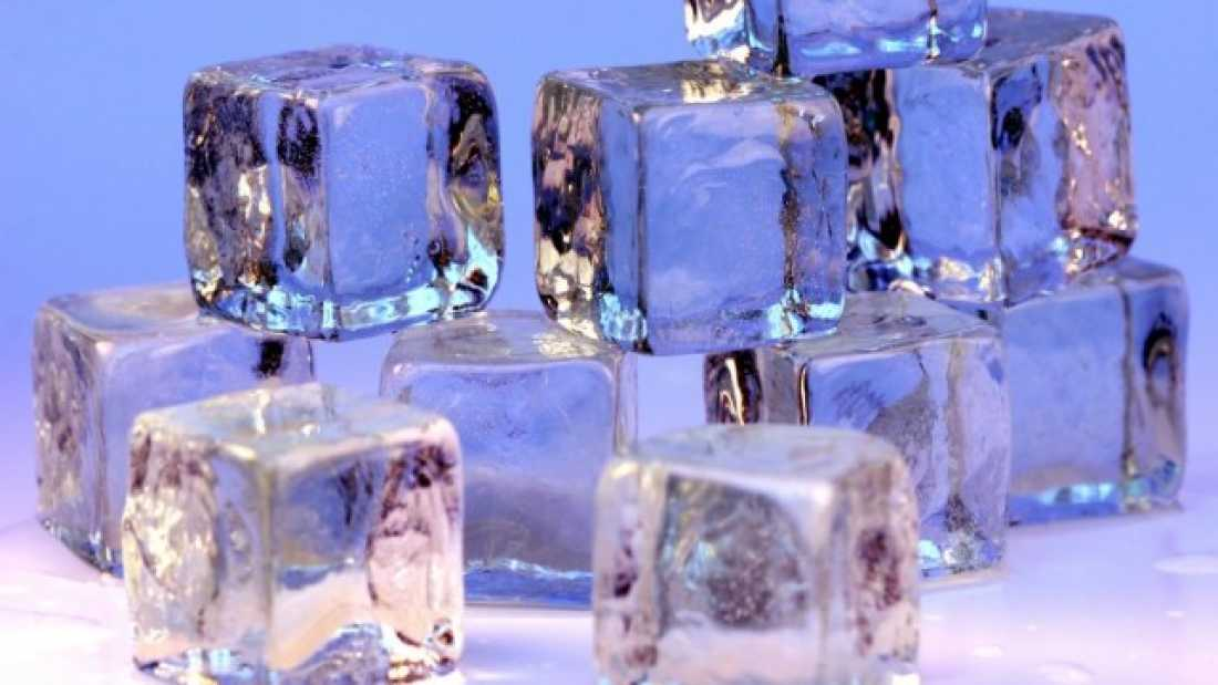 98 Hot water freezes faster than cold - and now we know why.