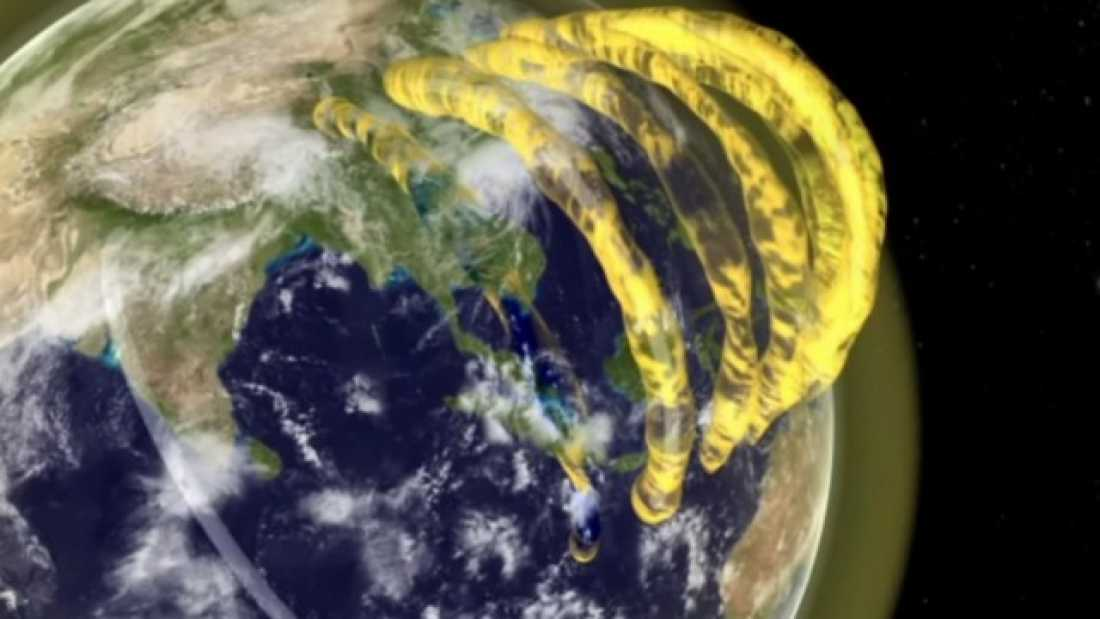 297 Student Confirms That There Are Enormous Tubes Of Plasma Floating Above The Earth