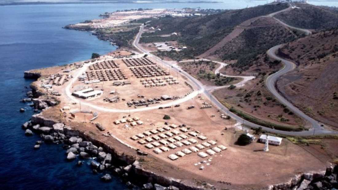 475 Scientists Want To Turn Guantanamo Bay Into A Climate Change Research Facility