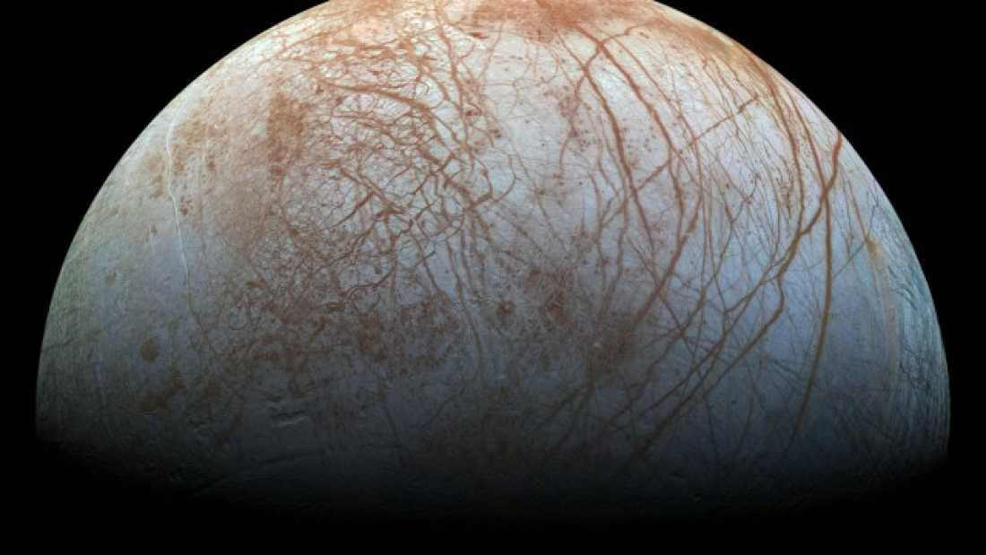 1231 NASA's Proposed 2017 Budget Would Cut Funding For Europa Mission