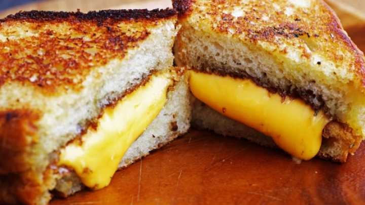 How To Make The Perfect Grilled Cheese Sandwich With Science ...