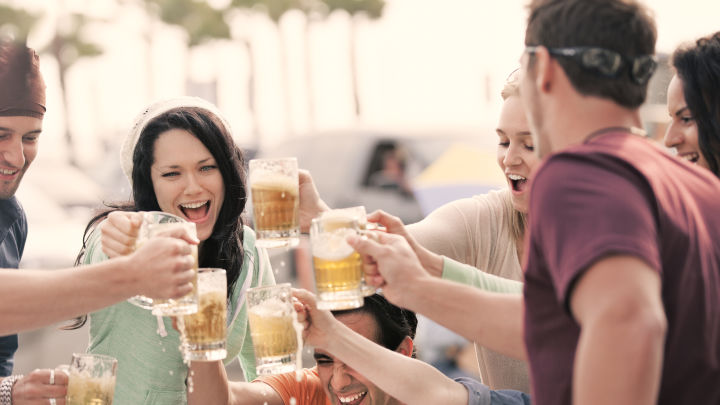 """Activating The Brain's """"No-Go"""" Neurons Can Kill The Urge To Drink"""