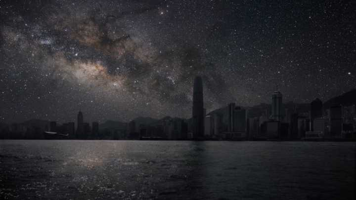 This Is What Our Cities Would Look Like Without Light Pollution - Beautiful video imagines cities without light pollution