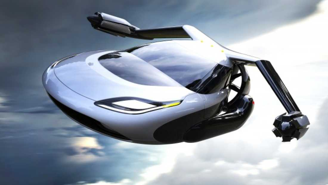 61 Company Says Flying Hybrid Car Could Be In The Skies By 2018