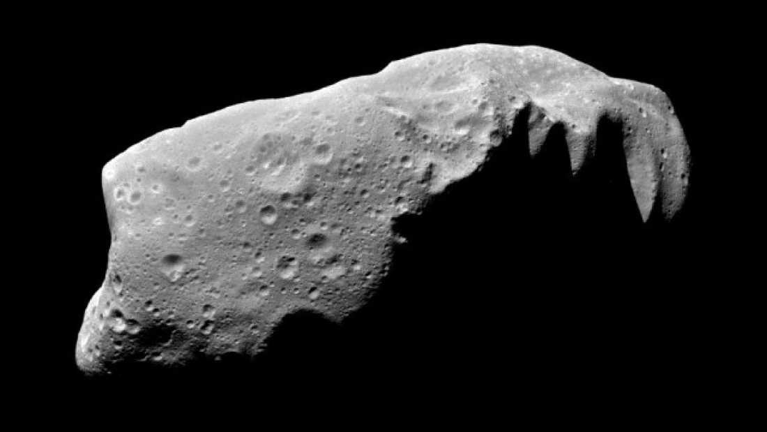 1404 Asteroids Fizzle Out When Approaching The Sun