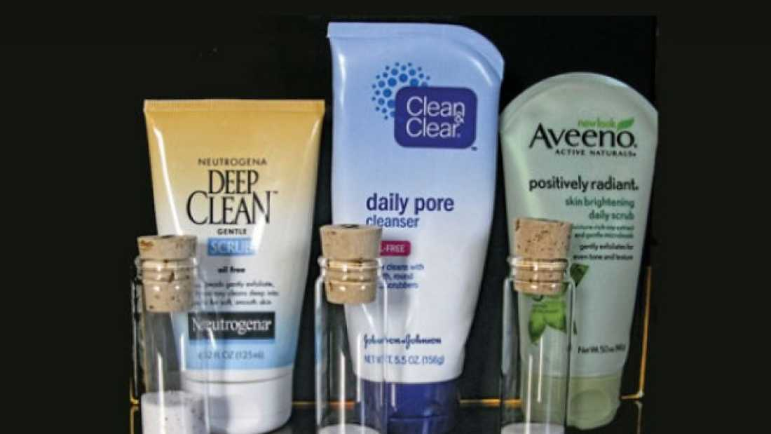 1261 Microbeads In Soaps Facing Bans Due To Great Lakes Pollution