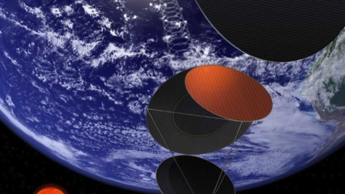 971 Japan Wants To Put A Giant Solar Farm In Space