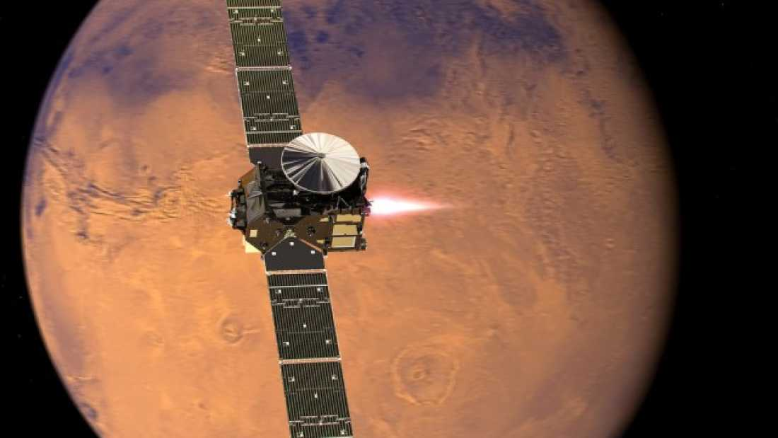 374 The ESA Is Launching A New Mars Mission TODAY - Watch It Live