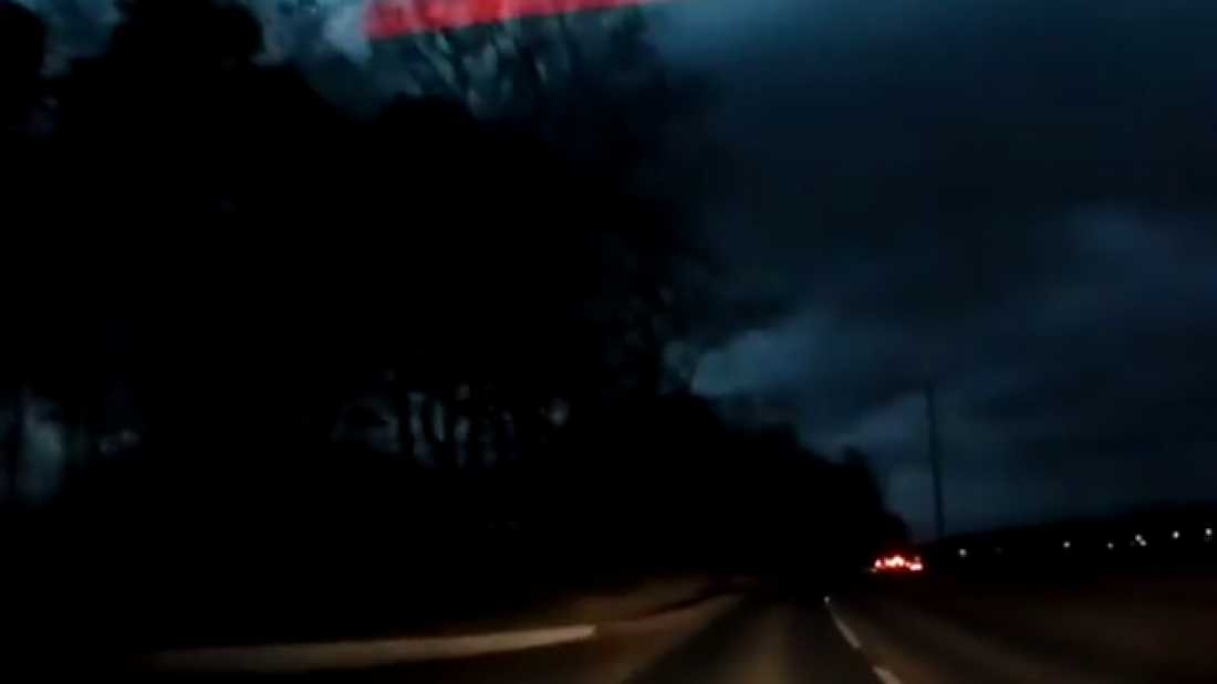 161 Huge Fireball In The Sky Prompts Numerous Calls To Police