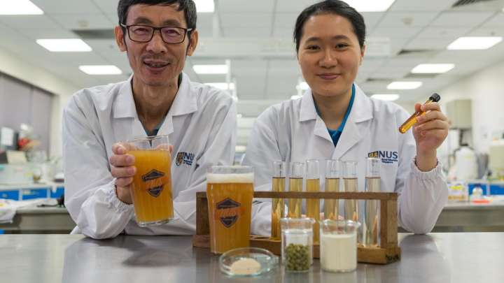 Researchers Produce World's First Probiotic Beer
