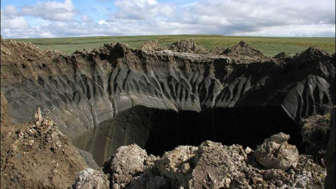 1040 Scientists Demand Investigation After More Mysterious Holes Appear In Siberia