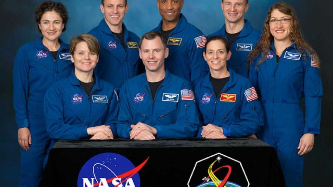 685 50 Percent Of NASA's Latest Class Of Astronauts Is Female