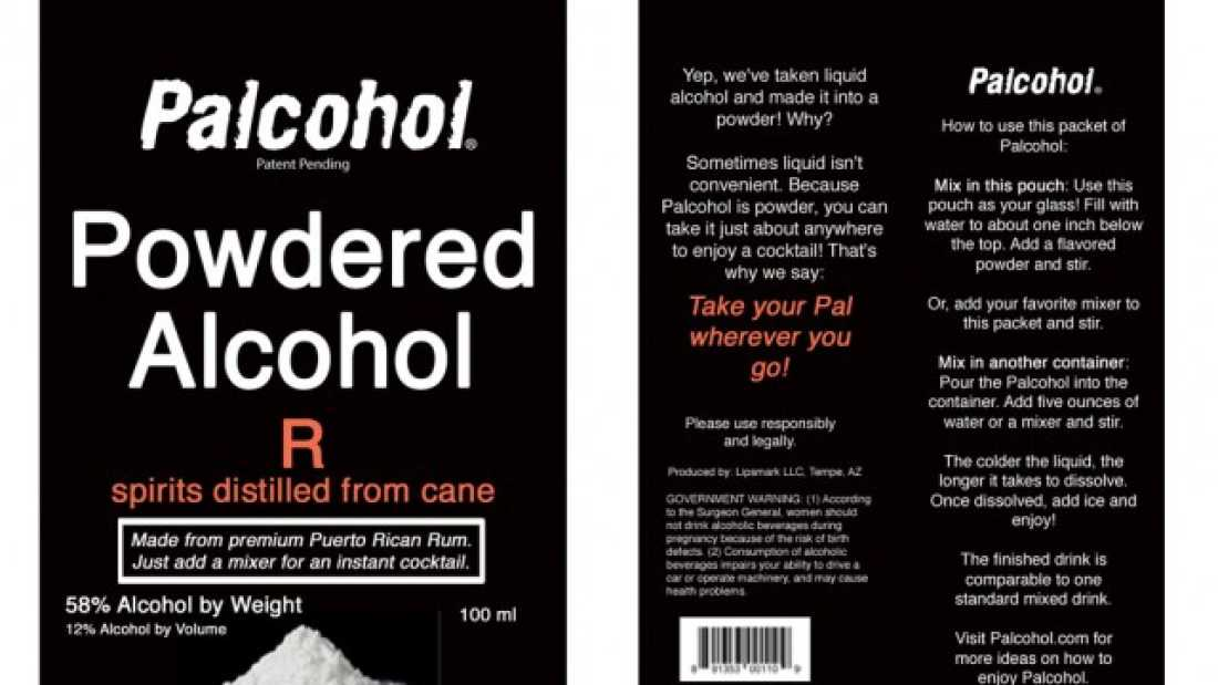 729 Powdered Alcohol Coming To The US
